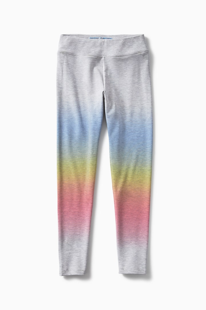 Supersoft Ombre Legging front