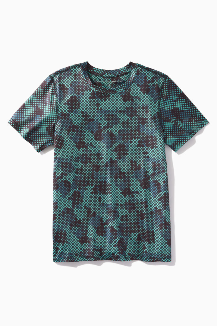 Camoish Active Tee front