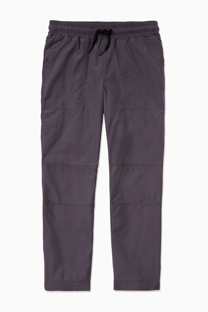 Lined Windbreaker Active Pant front