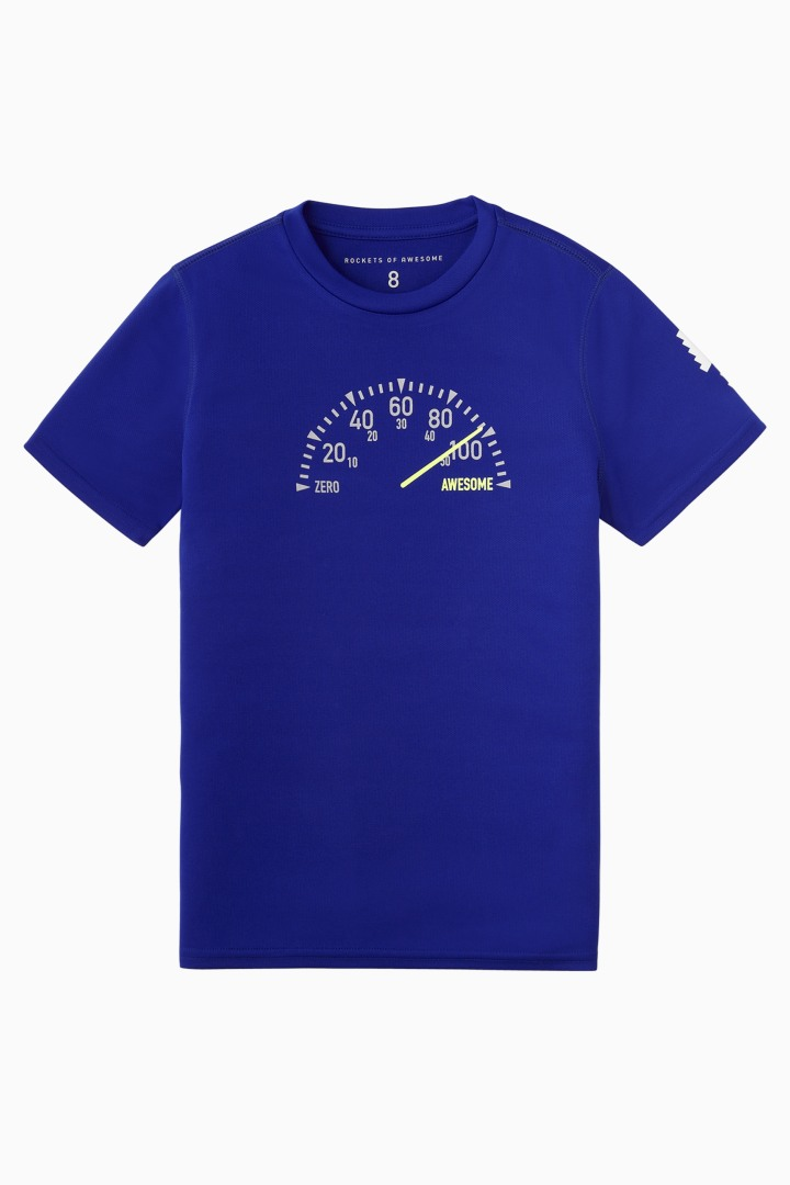 Active Graphic Tee front