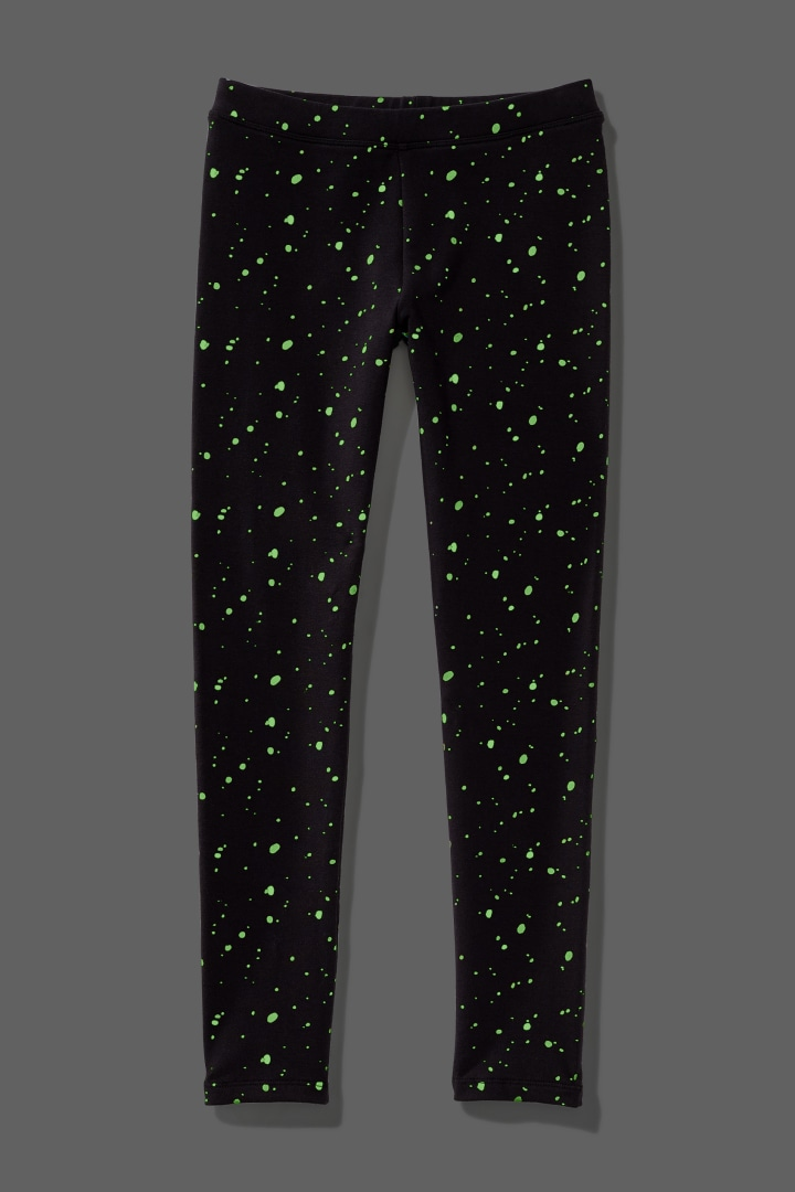 Glow-In-The-Dark Winter-Proof Splatter Legging other
