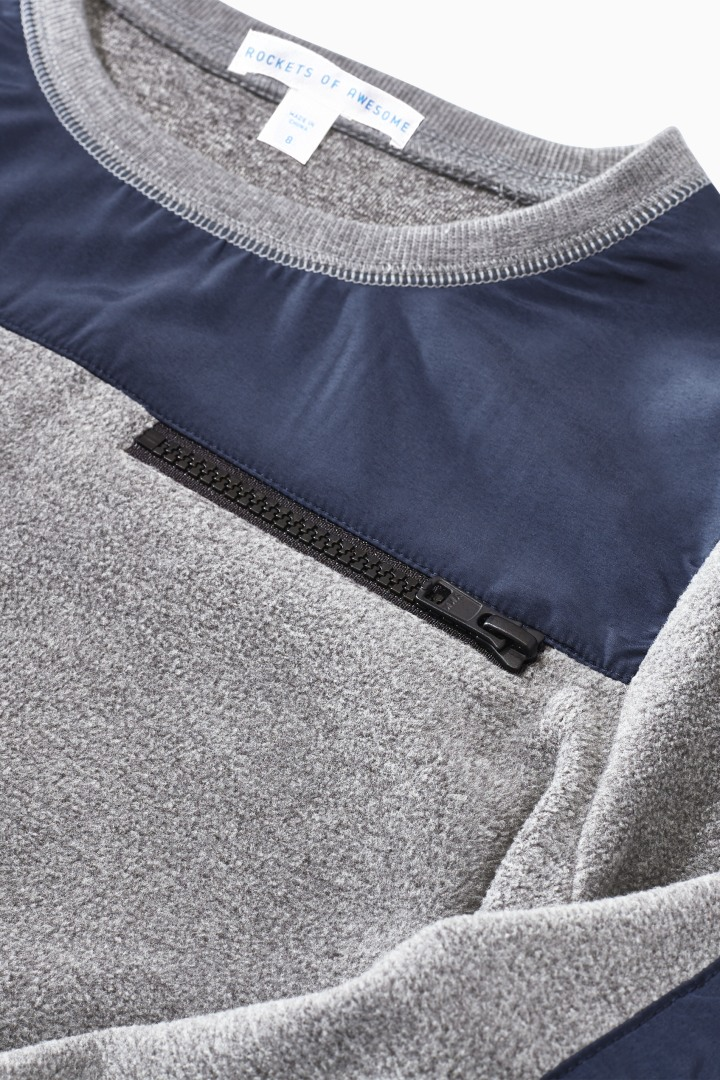 Hide And Seek Sweatshirt detail