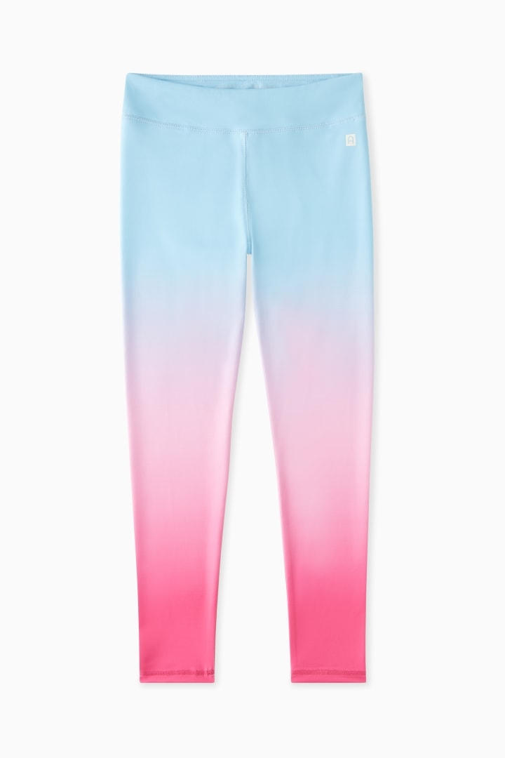 Ombre Active Legging front