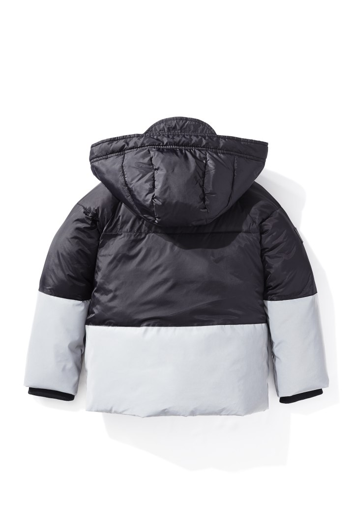 Puffer Jacket with Thermolite® back