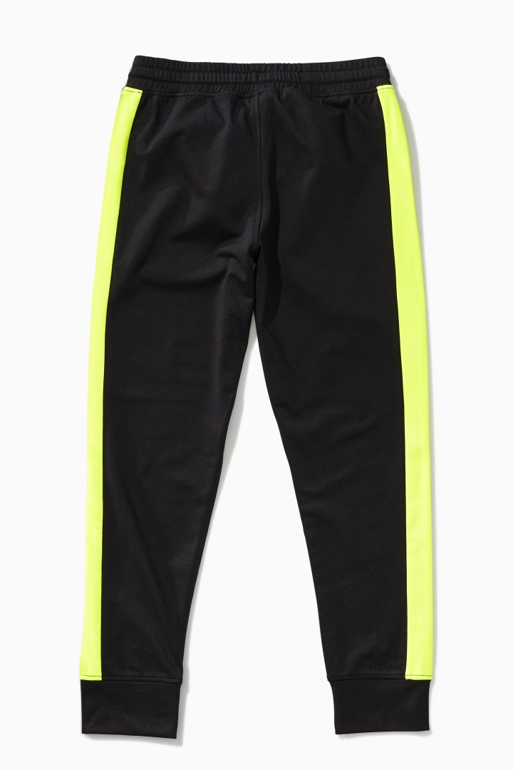 Sunny Side Neon Active Jogger back