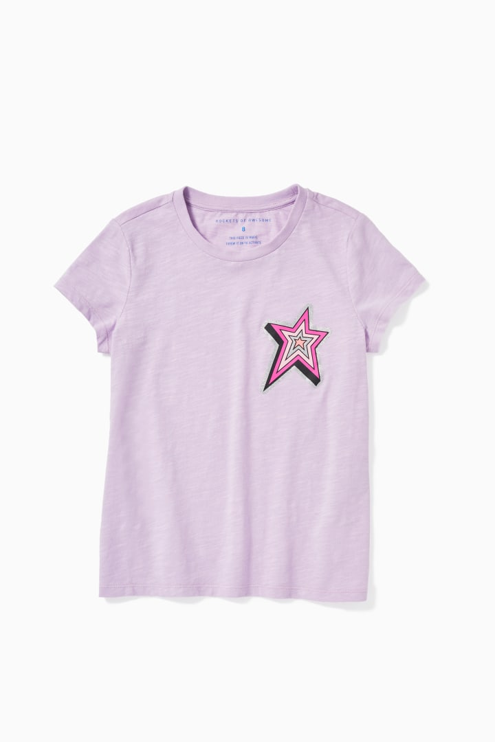 Star Society Tee front