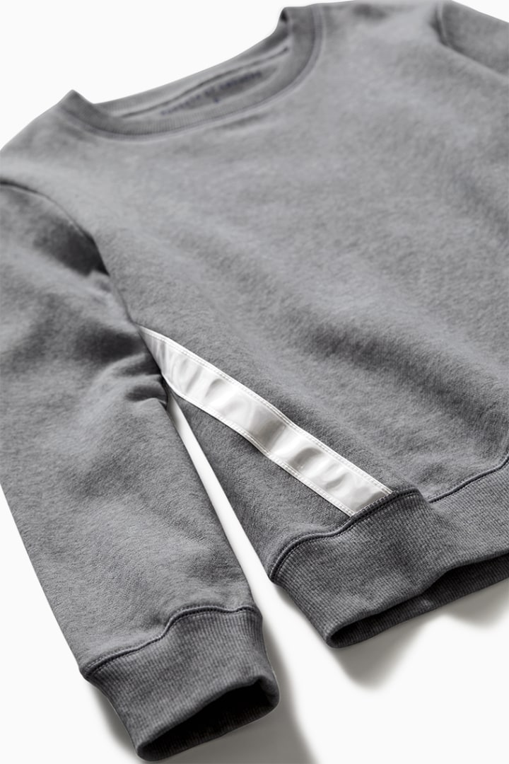 Reflective Cozy Sweatshirt other