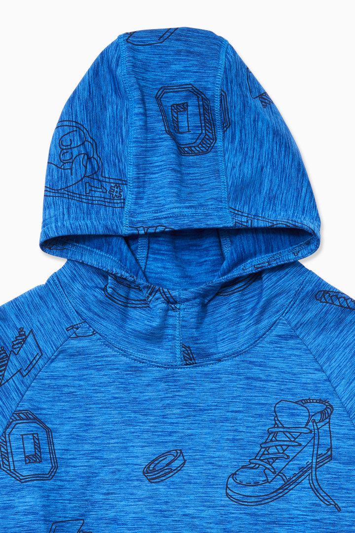 Icon Active Hoodie detail