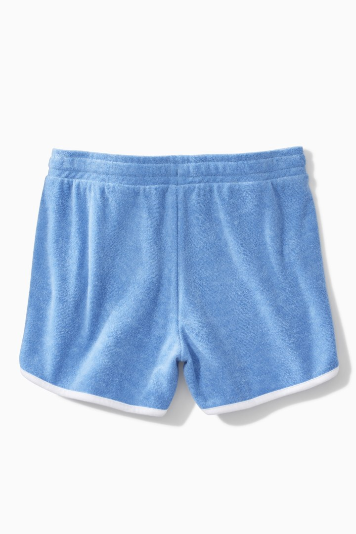 Towel Terry Track Short back