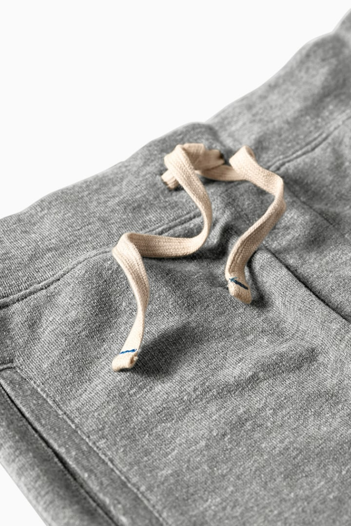 Essential Knit Jogger detail