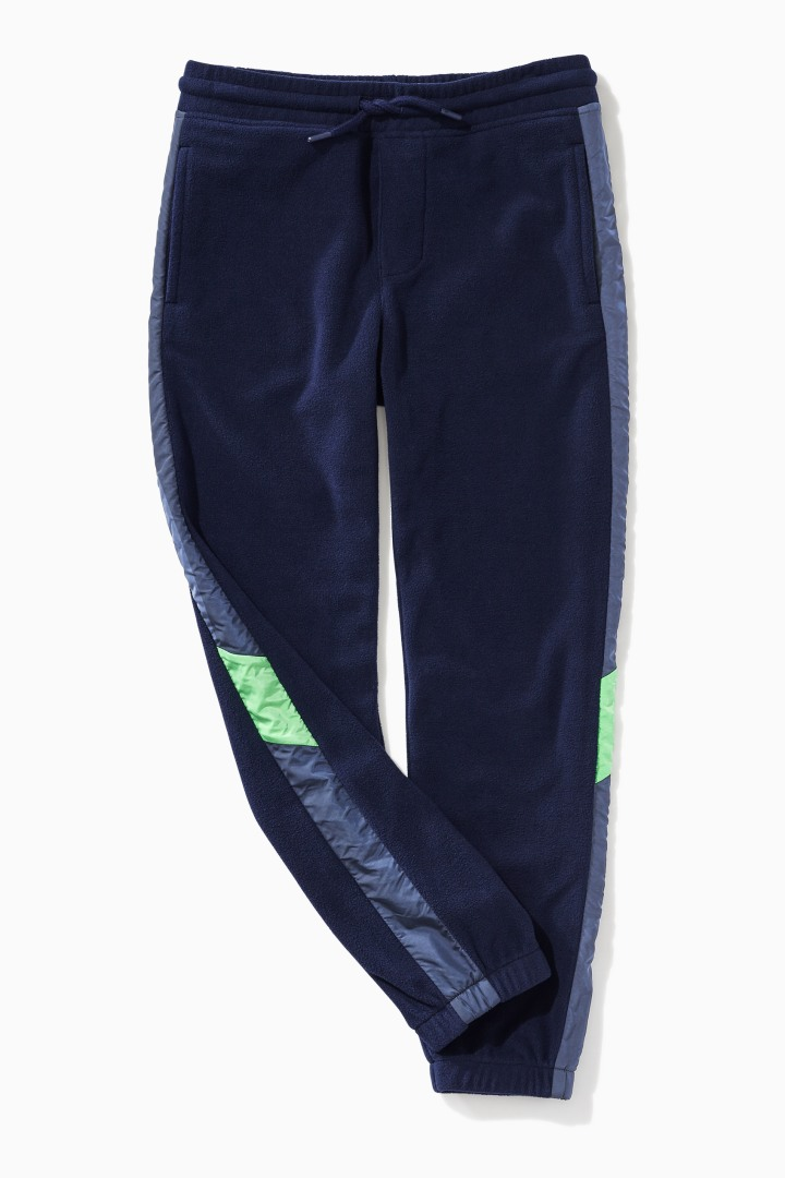 Neon Pop Fleece Jogger front