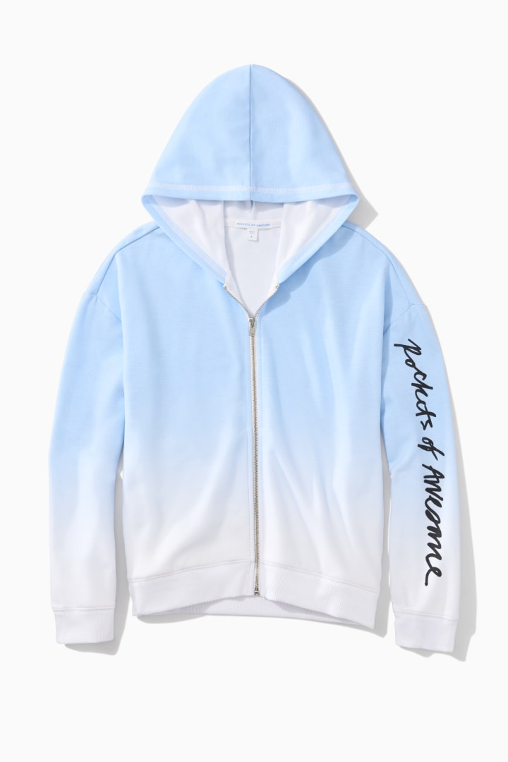 ROA Ombre Full-Zip Sweatshirt Main Image