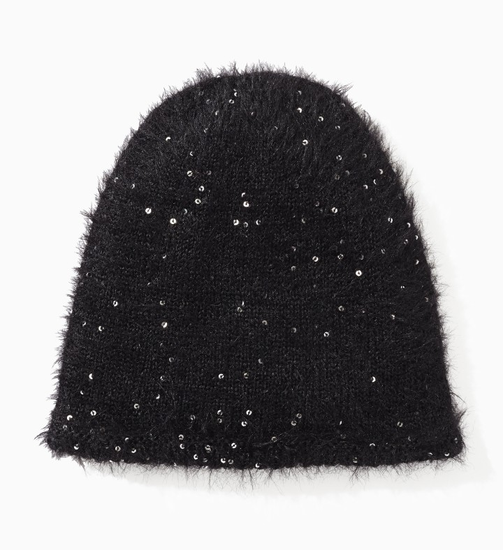 Twinkle Textured Beanie front