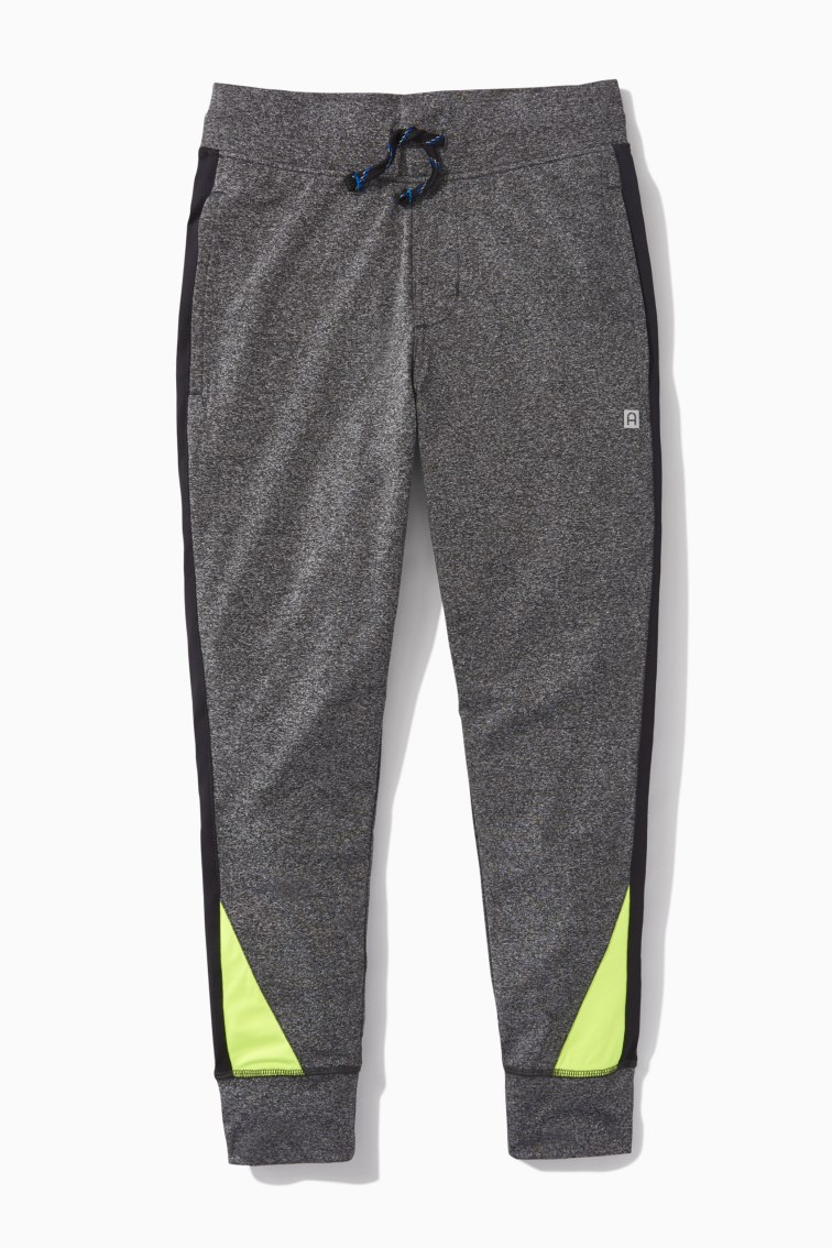 Blocked Active Jogger front