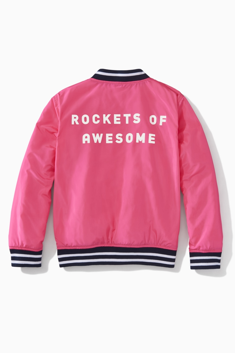 Neon Bomber front