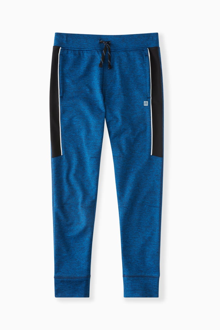 Half Stripe Active Jogger front