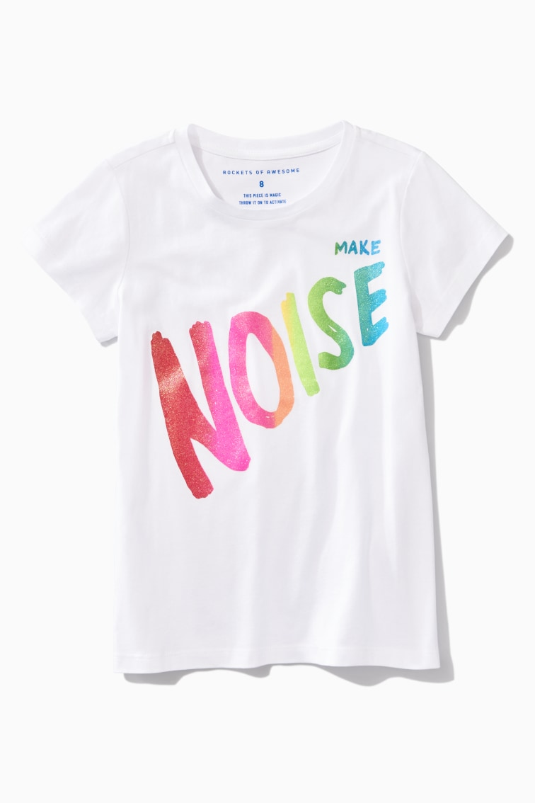 Make Noise Tee front