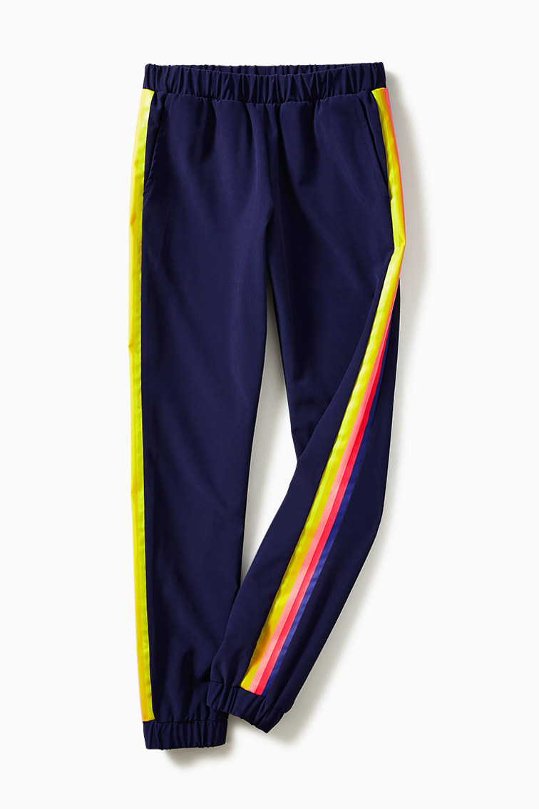 Sunset Rainbow Active Jogger front
