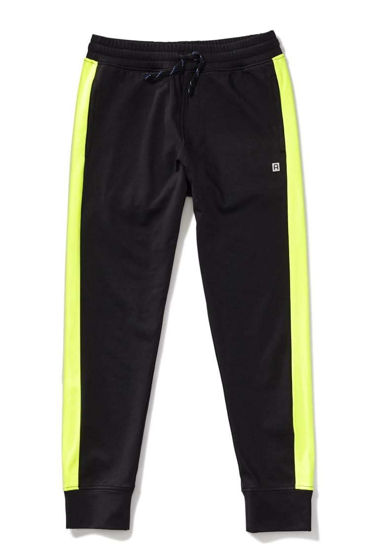 Sunny Side Neon Active Jogger front