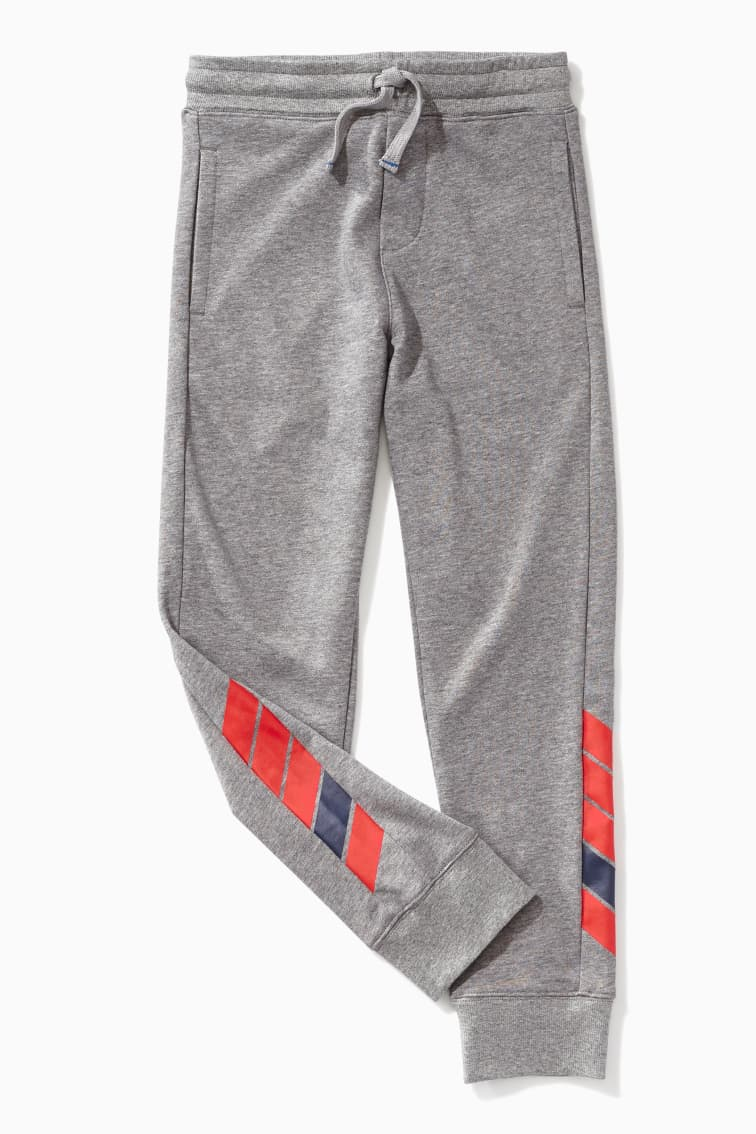 Ticker Tape Jogger front