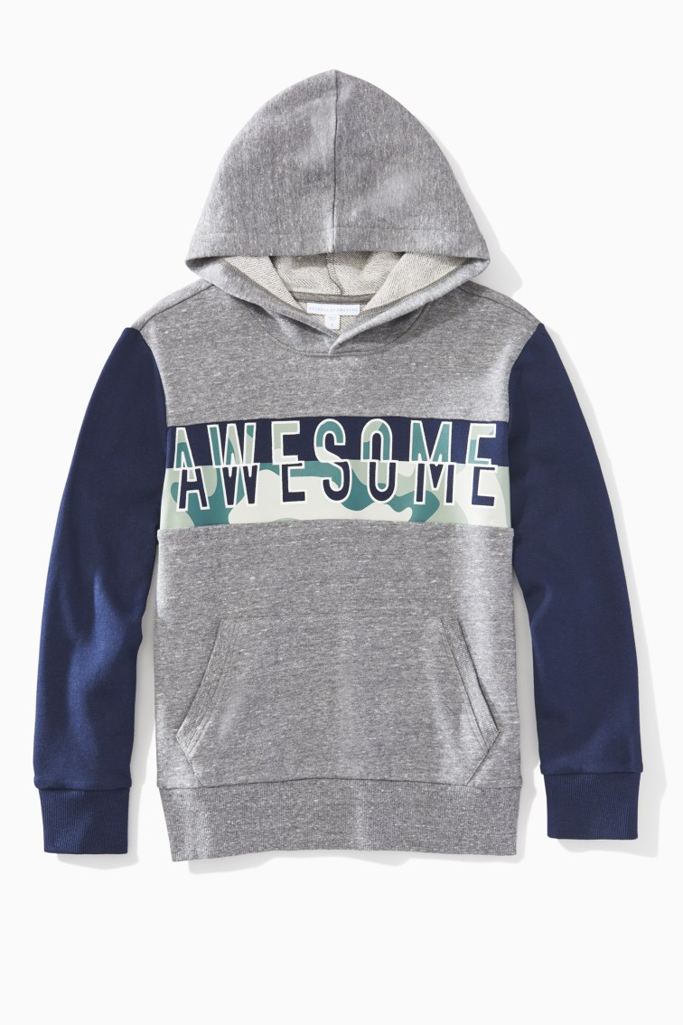 Awesome Graphic Hoodie front