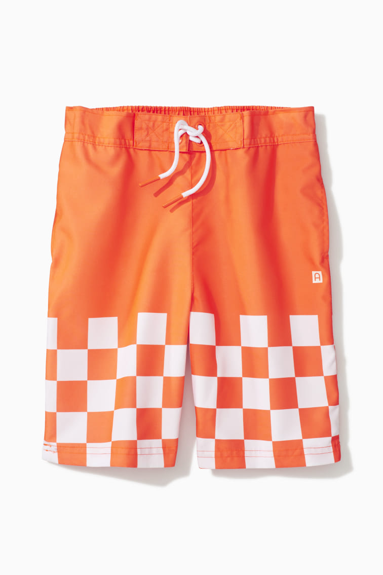 Checkerboard Trunk front