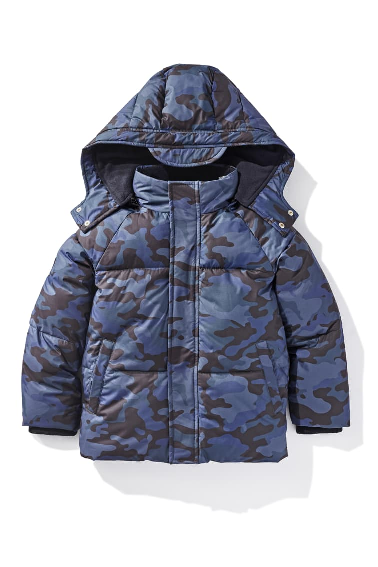 Puffer Jacket with Thermolite® front