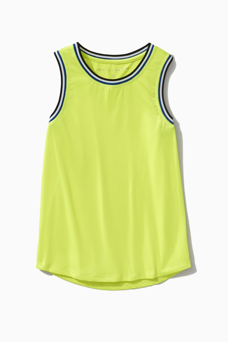 Neon Active Tank front