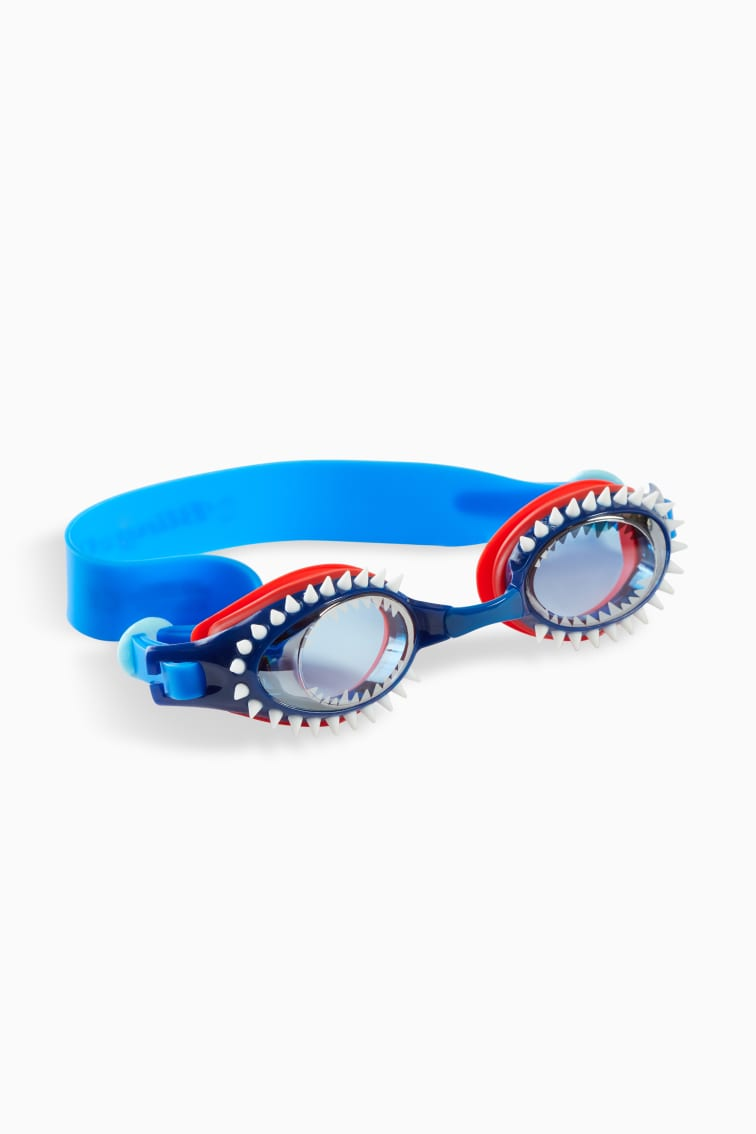 Shark Goggles front