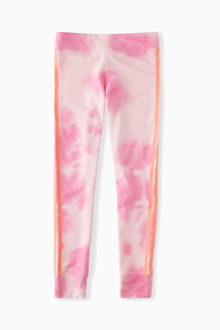 Chillout Tie-Dye Legging front
