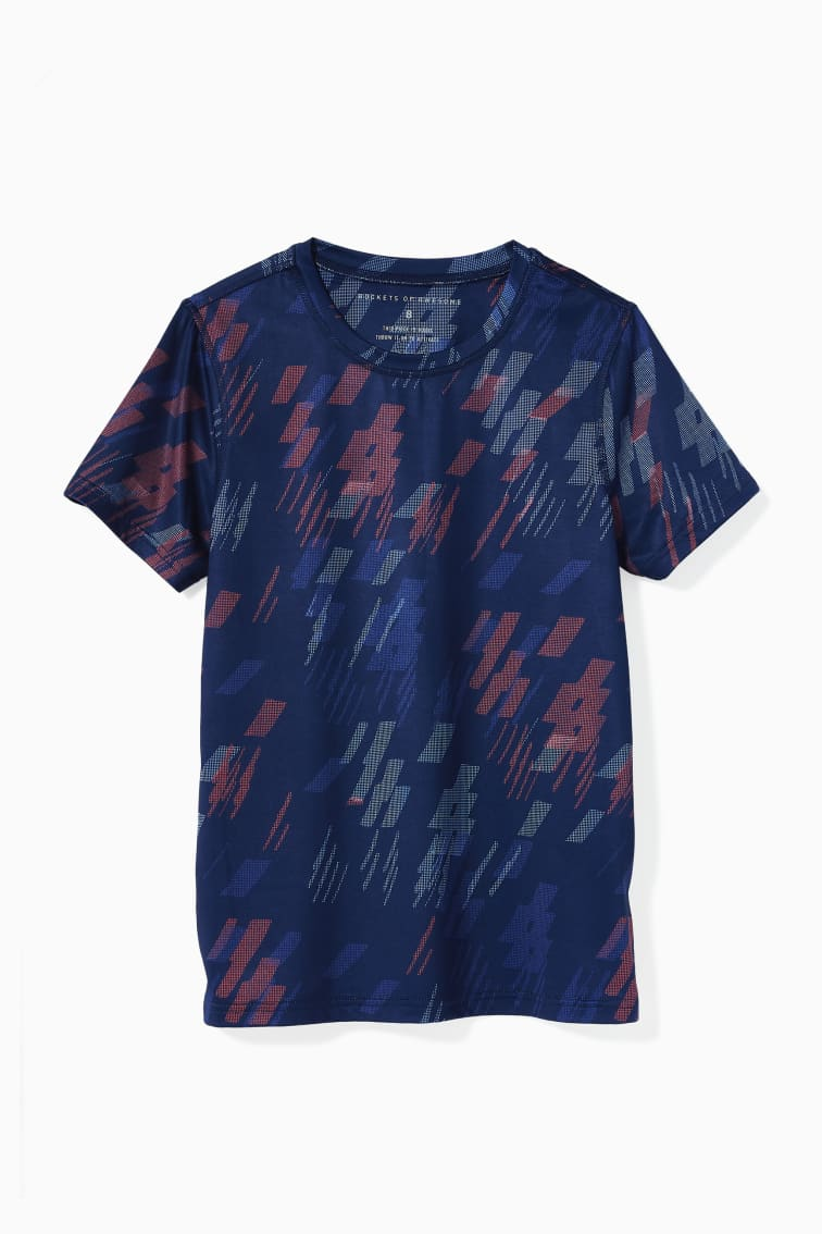 Night Drive Active Tee front