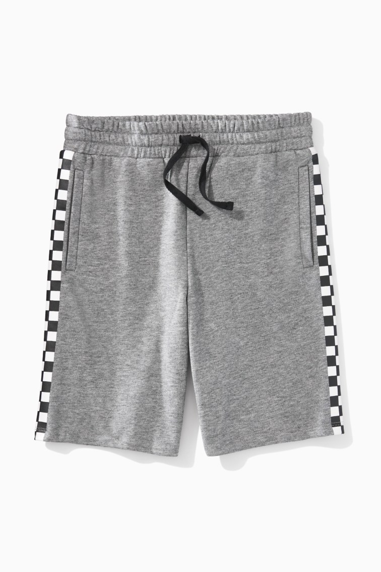 Checkerboard Short front