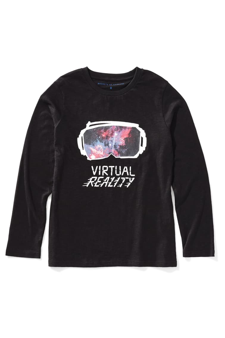 Virtual Reality Tee front