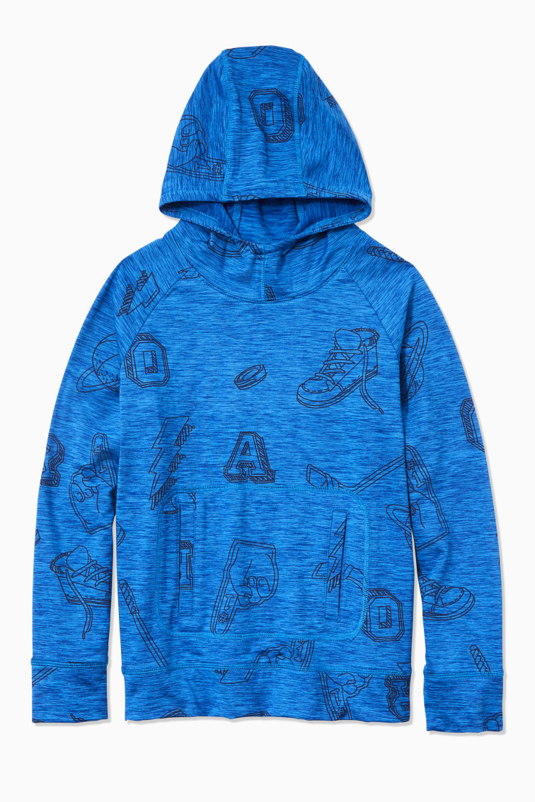 Icon Active Hoodie front