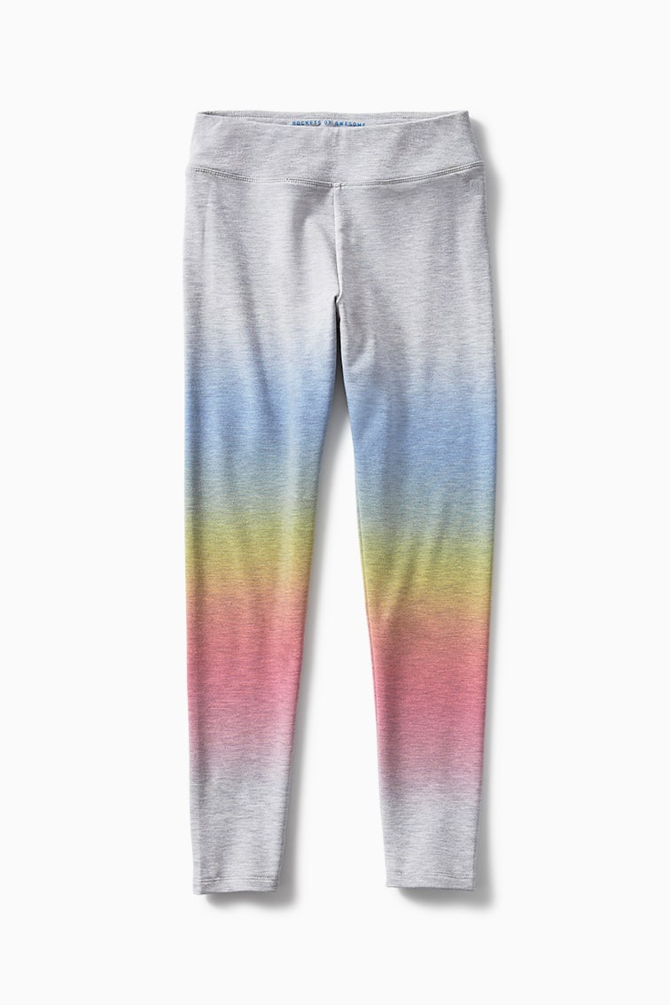 Ombre Legging front