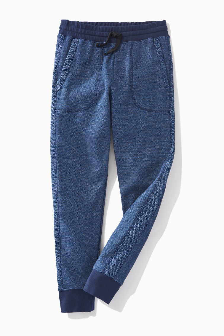 Textured Jogger front