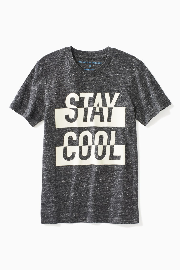 Stay Cool Tee front