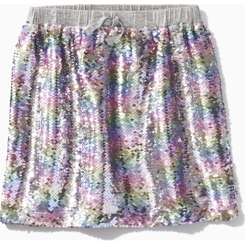 Flip Sequin Skirt